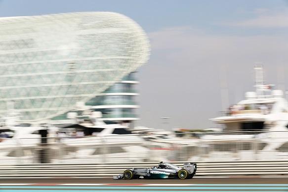 Rosberg tops final Abu Dhabi practice