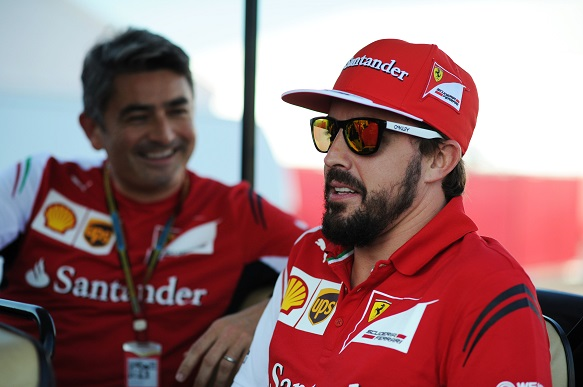 Alonso hits out at Mattiacci remarks