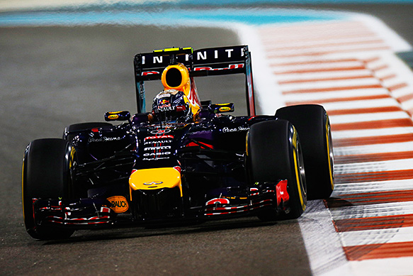Red Bull duo excluded from qualifying