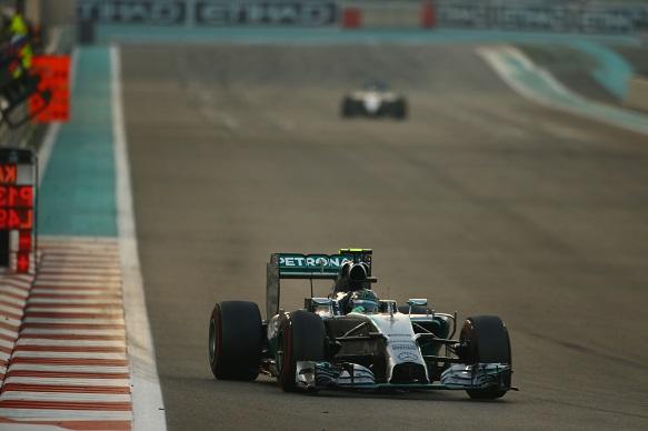 Rosberg: Hamilton was better driver