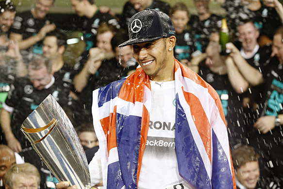 Hamilton promises even stronger 2015