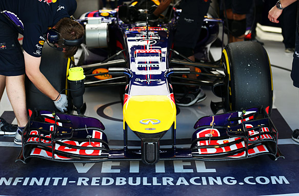 Red Bull: Others pushing wing limits