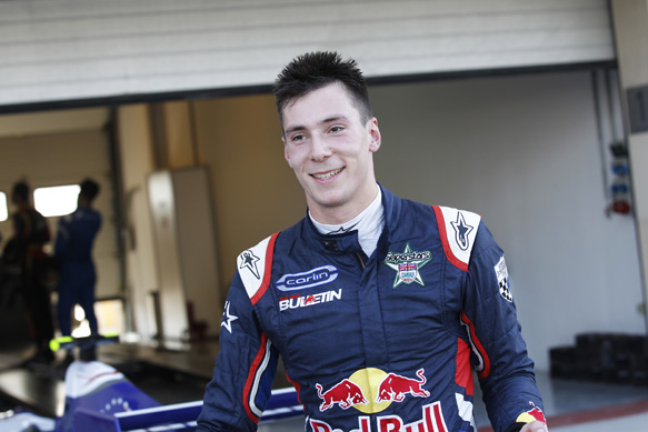 Red Bull's Lynn to get Lotus F1 test