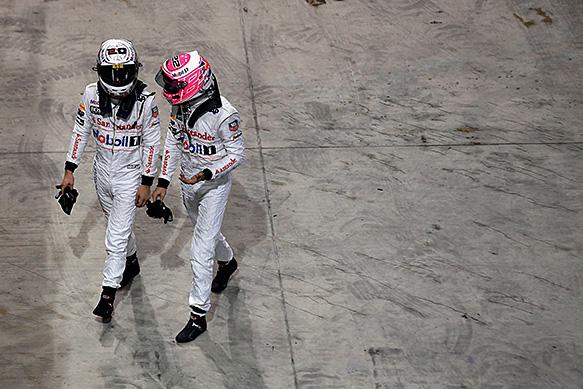 McLaren: Points won't decide drivers
