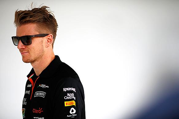 Hulkenberg joins Porsche for Le Mans