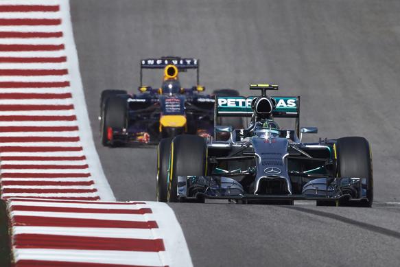 Red Bull Racing опасается, что не догонит Mercedes в 2015-м