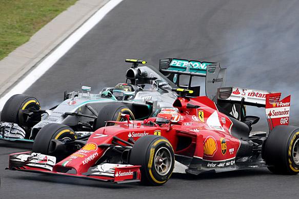 No quick fixes for Ferrari in 2015