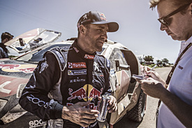 Stephane Peterhansel, Dakar 2015