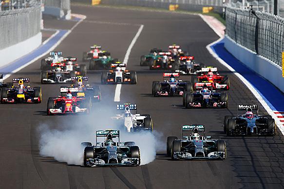 Ferrari: F1 needs a revolution