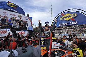 Jeff Gordon wins Dover NASCAR race 2014