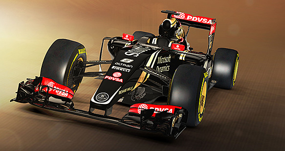 Lotus says it is financially sound now