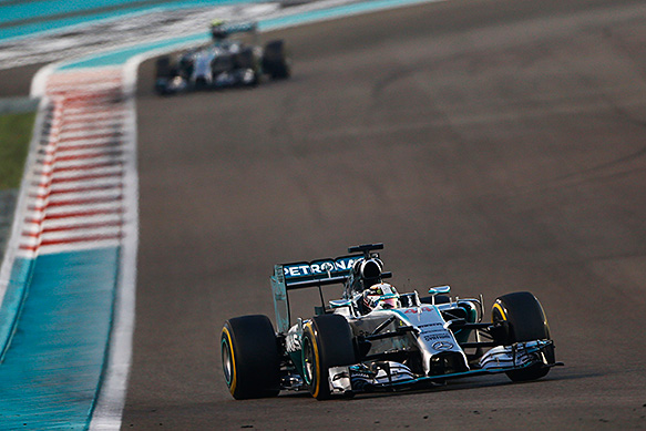 Rivals warned Mercedes will be stronger