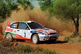 Carlos Sainz, Toyota, WRC 1999