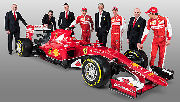 Ferrari sets two-win target for 2015