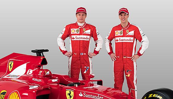 Vettel hails straightforward Raikkonen