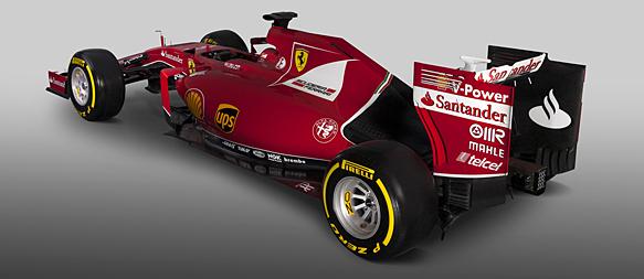 Ferrari engine gains to help race pace