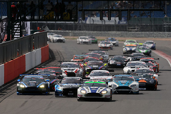 Motors tv to broadcast five british gt rounds live in 2015 for Motors tv live stream