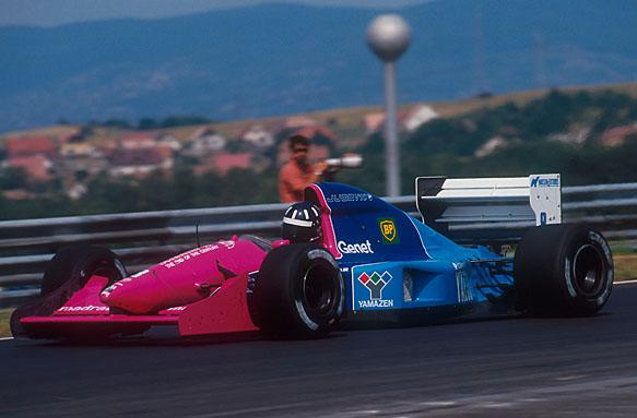 Damon Hill, 1992 Brabham