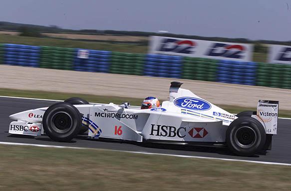 Rubens Barrichello, 1999 Stewart