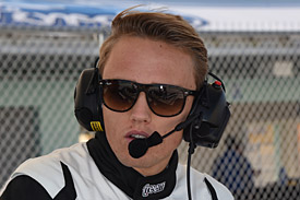 Max Chilton, Indy Lights 2015
