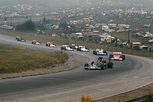 1972 Canadian GP, Mosport