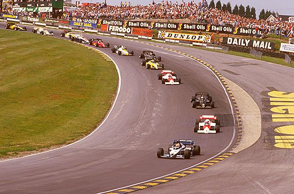 Brands Hatch GP 1984