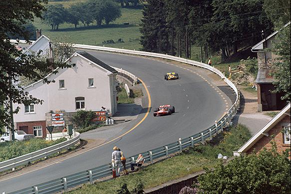 Belgian GP 1970, Spa