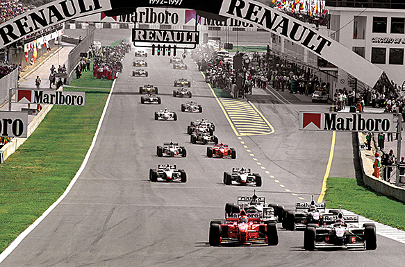 European GP 1997, Jerez