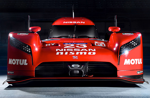 Nissan GT-R LM NISMO launch 2015