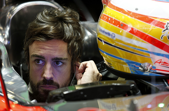 Alonso pulls out of Australian GP