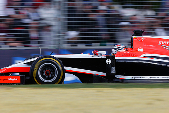 Manor will race in Melbourne