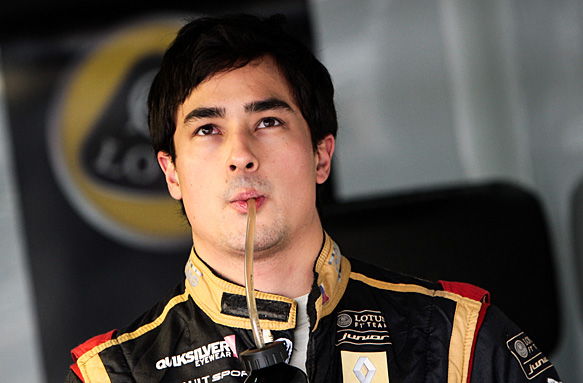Stockinger moves from FR3.5 to GP2