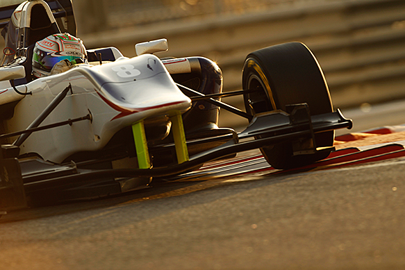 Parry graduates to GP3 with Koiranen