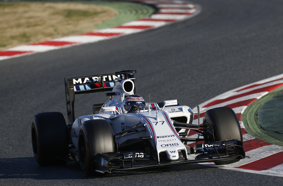 Williams: Топливо - ключ к победе над Mercedes