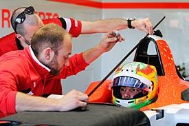 Roberto Merhi, 2015 Australian GP