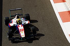 Pal Varhaug, Jenzer, Abu Dhabi GP3 2014
