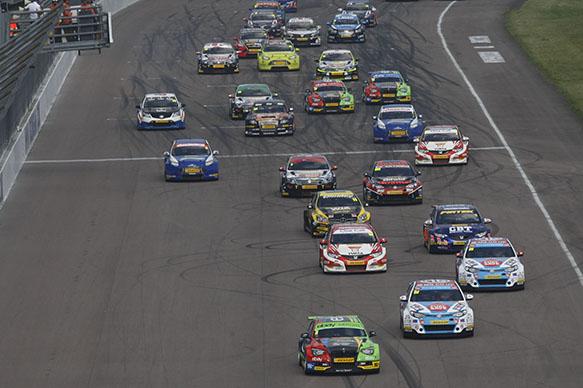 BTCC grid