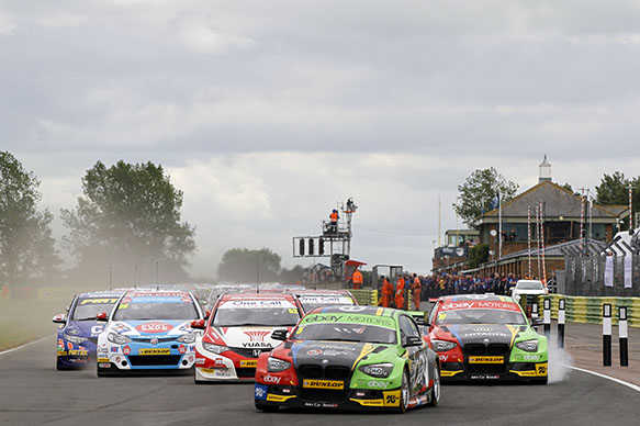 Last year's BTCC grid had more manufacturers represented than in Super Touring's peak