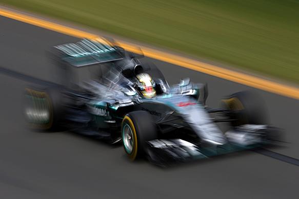 Гэри Андерсон отвечает на вопросы. Часть 19 - как обуздать Mercedes?