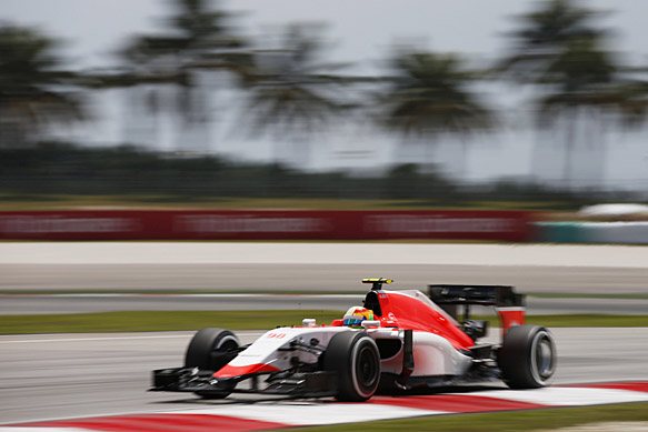 Manor drivers get permission to race