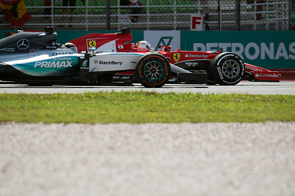 Mercedes blames strategy and balance