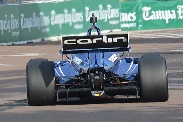 Ed Jones, Carlin, St Petersburg Indy Lights 2015