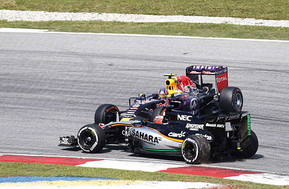 F1 warned over approach to penalties
