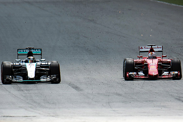 Hamilton: Ferrari step not just power