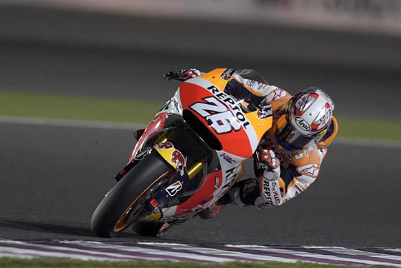 Dani Pedrosa, Honda, Qatar MotoGP 2015