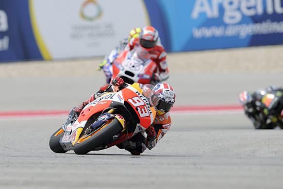 Marc Marquez, Honda, Austin MotoGP 2015