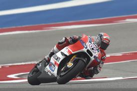 Dovizioso, Ducati, Austin