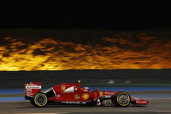 Ferrari pace 'dangerous' - Mercedes