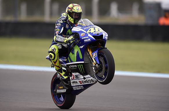 Valentino Rossi, MotoGP 2015