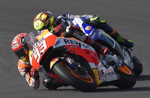 Honda, Marquez, Yamaha, Rossi, Argentina